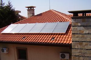 Слънчеви инсталации